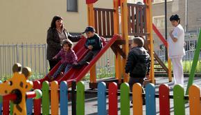 В Шумен близо 70% от децата тръгнаха на градина, над 50% са на ясла,  95% - на училище