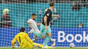 Австрия вгорчи дебюта на Северна Македония на европейски финали