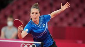 С голям обрат Полина Трифонова продължава в олимпийския турнир по тенис на маса