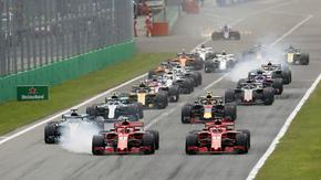 Италия предлага да приеме два старта във Формула 1