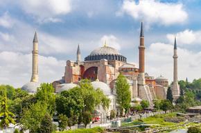 """""""Хюриет"""": Държавният съвет реши - """"Света София"""" става джамия"""