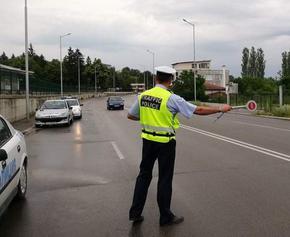 27-годишен се опита да заблуди полицията с фалшива книжка за шофиране