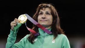 Олимпийската шампионка Стойка Кръстева прекрати кариерата си