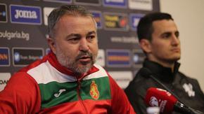 Ясен Петров: Надявам се на приятна изненада срещу Швейцария
