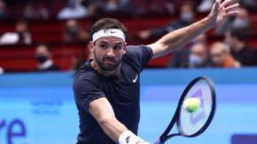 Григор Димитров надви Циципас и стигна четвъртфиналите във Виена