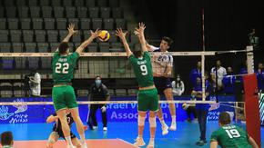Волейболистите постигнаха втори успех в квалфиикациите за европейското