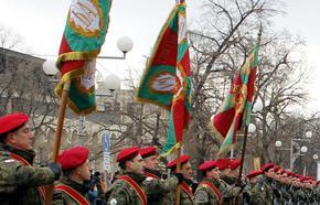 Отменят богоявленския ритуал по освещаване на бойните знамена, заради пандемията