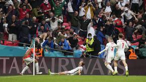 """Англия сломи Германия на """"Уембли"""" и е на четвъртфинал на Евро 2020"""