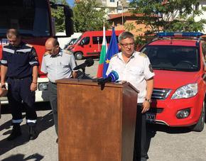 Комисар Иван Иванов: За последните три месеца 35% е ръстът на пожарите в Шуменско в сравнение с м.г.