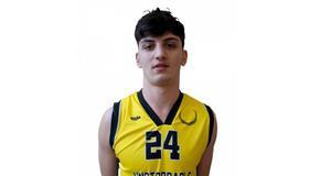 """Аристидис Папатеодору е поредното ново попълнение в отбора на баскетболния """"Шумен"""""""