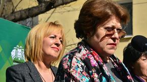Татяна Дончева: Само служебно правителство не стига за сериозно отслабване на ГЕРБ