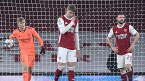 """Проблемите на """"Арсенал"""" продължиха със загуба от """"Сити"""""""