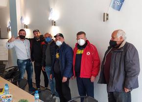 Илтер Бейзатов на среща със спортисти от Шумен