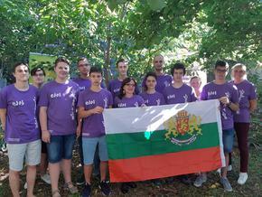 5 сребърни и два бронзови медала за българските информатици на Европейската олимпиада