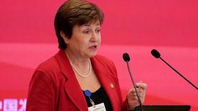 МВФ има пълно доверие в Кристалина Георгиева