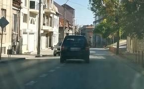 Шуменец задържа мъртвопиян шофьор и извика полиция