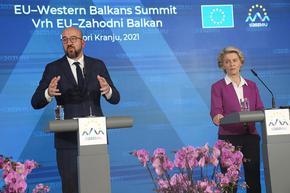 Фон дер Лайен: ЕК изготвя пътна карта, за да реши проблемите между България и РСМ