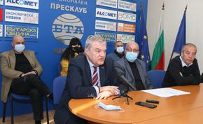 Изборите са подготвени за фалшифициране, смята лидерът на ПП АБВ Румен Петков