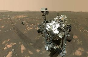 НАСА отложи първия полет на своя хеликоптер на Марс