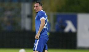 """Капитанът на """"Левски"""" спира с футбола заради проблем с белия дроб"""