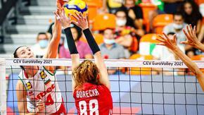 Волейболистките спечелиха групата си с успех срещу Полша