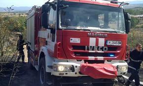"""Оставен без наблюдение казан за ракия предизвика пожар в имот в """"Дивдядово"""""""