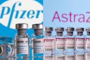 Втора доза Pfizer след AstraZeneca увеличава антителата 6 пъти