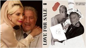 Лейди Гага и Тони Бенет пеят Коул Портър и поставят рекорди