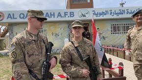 Част от военните на САЩ напускат Ирак до края на годината