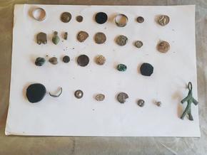 Намериха антични монети в дома на 59-годишен новопазарец
