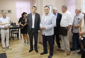 """Шахматистите от клуб """"Шумен"""" от днес официално са в новата си база"""