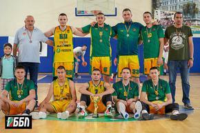 """Мъжкият баскетболен тим на """"Шумен"""" завърши трети в регион Изток на ББЛ А група"""