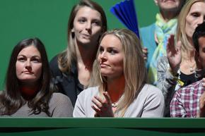 Линдзи Вон: Тенисът няма да бъде същия без Федерер
