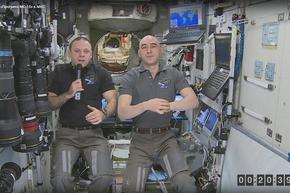 Междузвездни киновойни между Русия и САЩ за първия игрален филм в Космоса