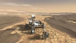САЩ изпращат днес поредния робот да търси следи от живот на Марс