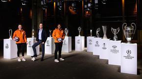 УЕФА подписа нов спонсорски договор за Шампионската лига