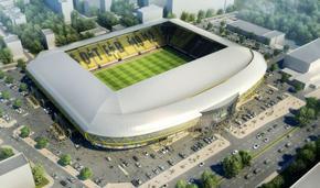 """""""Ботев"""" (Пловдив) получи зелена светлина да възобнови строежа на стадиона"""