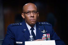 САЩ назначиха чернокож за командващ на ВВС