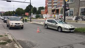 Мъж и жена пострадаха при ПТП на пешеходна пътека в Шумен