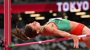 Мирела Демирева завърши 12-а в скока на височина в Токио