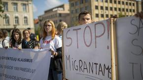 ЕС попита Ирак защо се изпращат мигранти за Литва, броят им достигна 3000