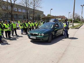 Възобновиха заниманията към Детското полицейско управление в Смядово