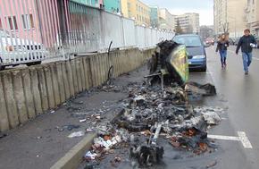 Щети за над 20 хил. лв. са нанесли вандали в града през почивните дни