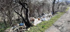 Безобразното изхвърляне на отпадъци