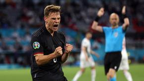 Германия се промъкна напред във вечерта на драматичните мачове