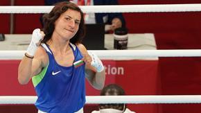 Стойка Кръстева спечели историческо олимпийско злато в бокса