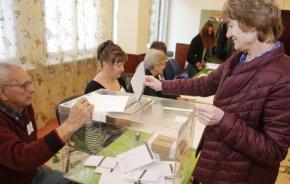 10,95% е избирателната активност в област Шумен към 10,00 часа