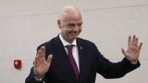 Футболният съюз ще получи финансова инжекция от ФИФА