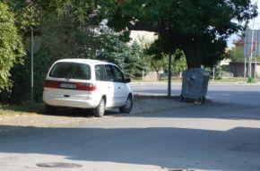 Паркирането в Шумен