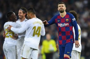 Пике след загубата: Такъв слаб Реал не съм виждал